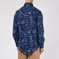 Мужская рубашка Polo Ralph Lauren Custom Fit Printed Oxford Varsity Stamp фото - 3