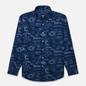 Мужская рубашка Polo Ralph Lauren Custom Fit Printed Oxford Varsity Stamp фото - 0