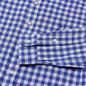Мужская рубашка Polo Ralph Lauren Double Face Oxford Blue/White фото - 2