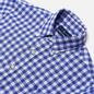 Мужская рубашка Polo Ralph Lauren Double Face Oxford Blue/White фото - 1