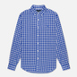 Мужская рубашка Polo Ralph Lauren Double Face Oxford Blue/White фото - 0