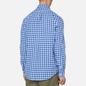 Мужская рубашка Polo Ralph Lauren Double Face Oxford Blue/White фото - 4