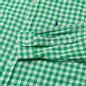 Мужская рубашка Polo Ralph Lauren Double Face Oxford Green/White фото - 2