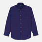 Мужская рубашка Polo Ralph Lauren Light Weight Twill Button Down Crimson/Royal Multi фото - 0