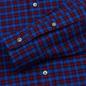 Мужская рубашка Polo Ralph Lauren Light Weight Twill Button Down Crimson/Royal Multi фото - 3