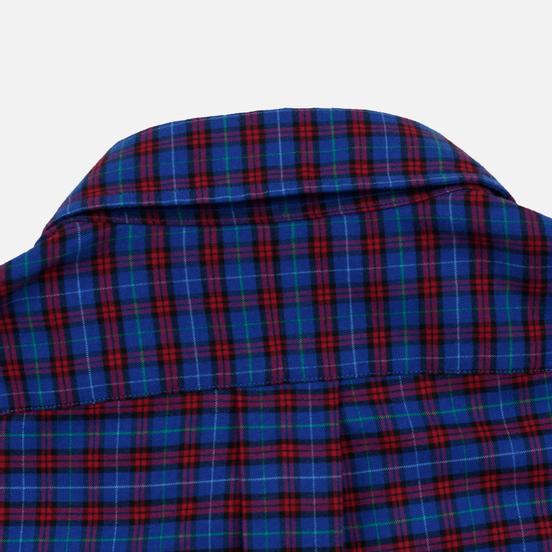 Мужская рубашка Polo Ralph Lauren Light Weight Twill Button Down Crimson/Royal Multi