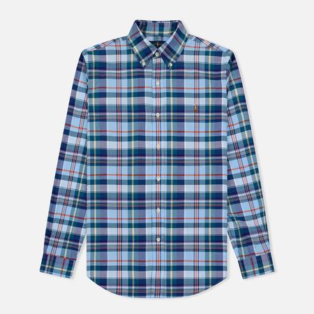 Мужская рубашка Polo Ralph Lauren Oxford Squared Green/Multicolor