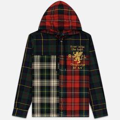 Мужская рубашка Polo Ralph Lauren Oxford Williamsburg Hoodie Multicolor