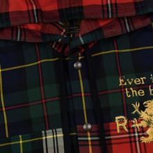 Мужская рубашка Polo Ralph Lauren Oxford Williamsburg Hoodie Multicolor фото- 1