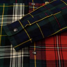 Мужская рубашка Polo Ralph Lauren Oxford Williamsburg Hoodie Multicolor фото- 4