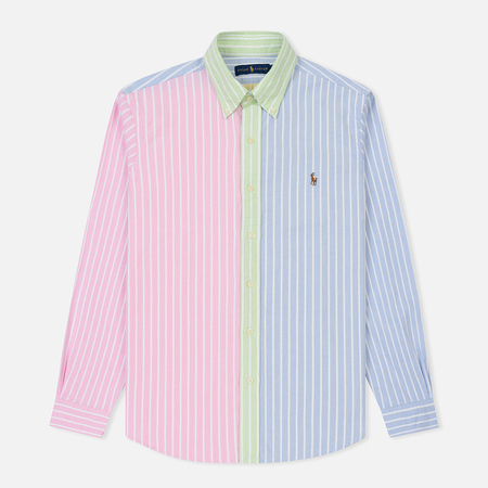 Мужская рубашка Polo Ralph Lauren Polo Logo Oxford Fun