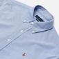 Мужская рубашка Polo Ralph Lauren Slim Fit Oxford Blue фото - 1