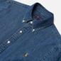 Мужская рубашка Polo Ralph Lauren Slim Fit Oxford Denim фото - 1