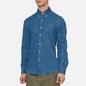 Мужская рубашка Polo Ralph Lauren Slim Fit Oxford Denim фото - 3