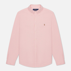 Мужская рубашка Polo Ralph Lauren Slim Fit Oxford Pink
