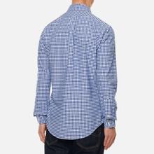 Мужская рубашка Polo Ralph Lauren Slim Fit Oxford Royal/White фото- 3