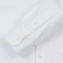 Мужская рубашка Polo Ralph Lauren Slim Fit Oxford White фото- 3