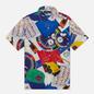 Мужская рубашка Polo Ralph Lauren The Nautical Racing Camp Navigational Scarf фото - 0