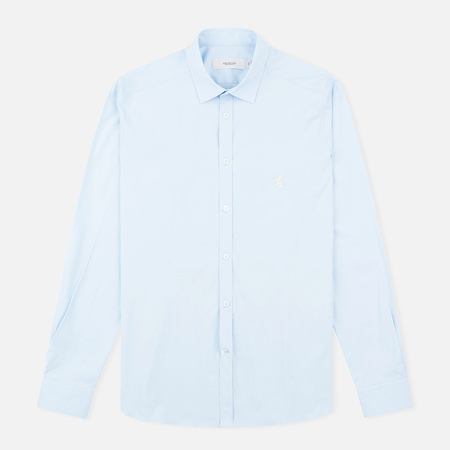 Pringle of Scotland Slim Fit Men's Shirt Pale Blue