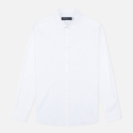 Pringle of Scotland Slim Fit Men's Shirt White