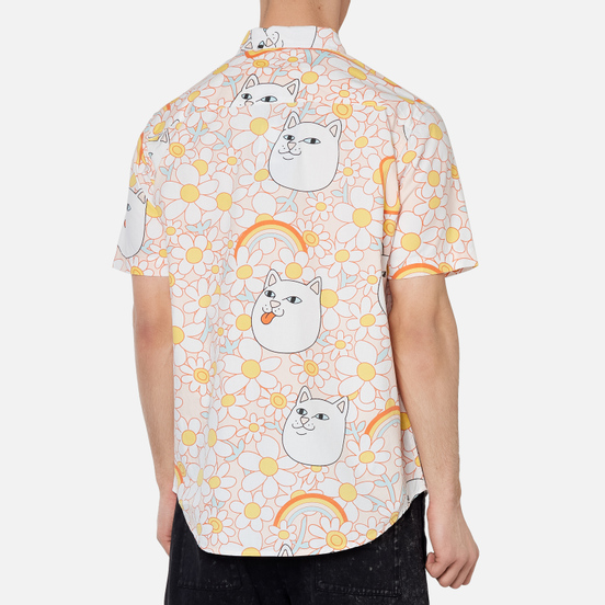 Мужская рубашка RIPNDIP Daisy Daze Button Up Multicolor