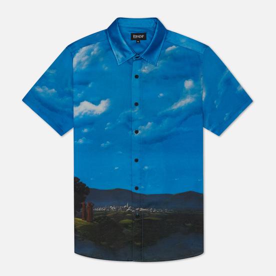 Мужская рубашка RIPNDIP Hold Me Button Up Navy