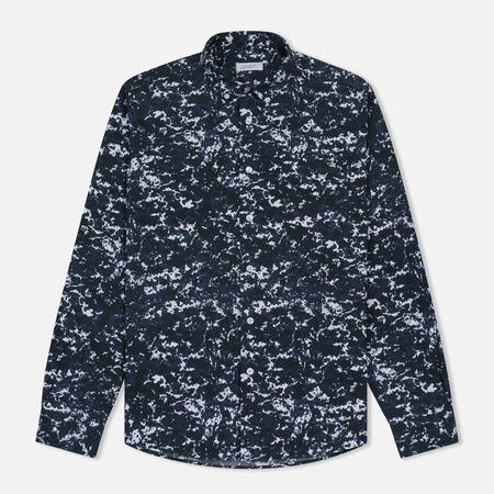 Мужская рубашка Saturdays Surf NYC Crosby Ash Print Multicolor