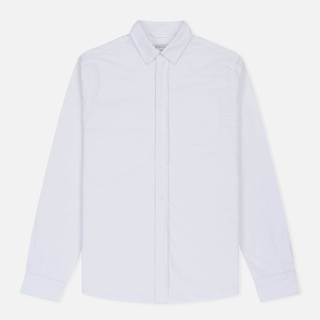 Мужская рубашка Saturdays Surf NYC Crosby Oxford White