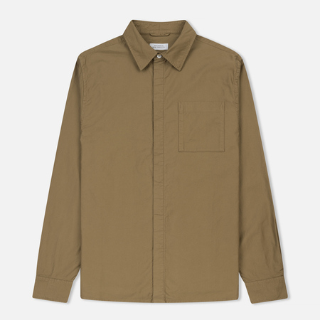 Мужская рубашка Saturdays Surf NYC Mickey Moleskin British Khaki