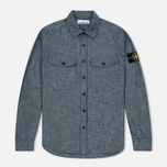Stone Island Men's Shirt Chambray Wash photo- 0