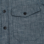 Stone Island Men's Shirt Chambray Wash photo- 2