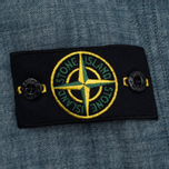 Stone Island Men's Shirt Chambray Wash photo- 4
