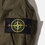 Мужская рубашка Stone Island Garment Dyed Military Green фото- 3