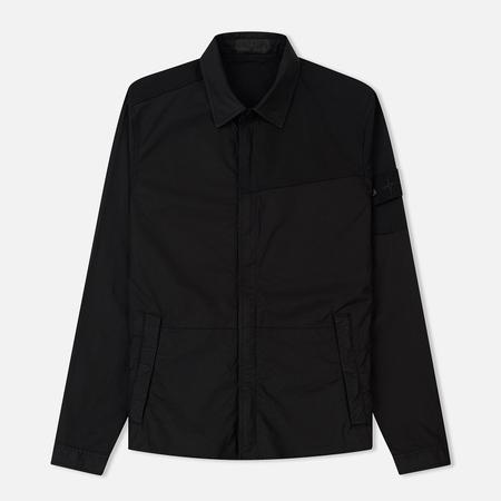 Мужская рубашка Stone Island Ghost Overshirt Black