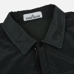 Мужская рубашка Stone Island Nylon Metal Overshirt Dark Green фото- 1