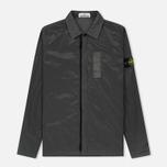 Мужская рубашка Stone Island Nylon Metal Overshirt Grey фото- 0