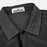 Мужская рубашка Stone Island Nylon Metal Overshirt Grey фото- 1