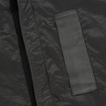 Мужская рубашка Stone Island Nylon Metal Overshirt Grey фото- 3
