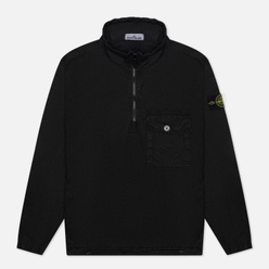 Мужская толстовка Stone Island T.CO+OLD Anorak Overshirt Black