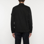 Мужская рубашка Stone Island T.CO+OLD Overshirt Black фото- 7