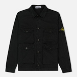 Мужская рубашка Stone Island T.CO+OLD Overshirt Black фото- 0