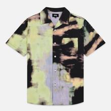Мужская рубашка Stussy Leary Black фото- 0