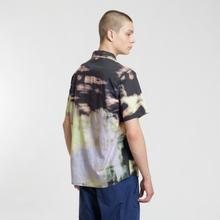 Мужская рубашка Stussy Leary Black фото- 3