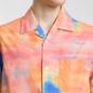 Мужская рубашка Stussy Leary Orange фото - 2