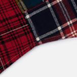 Мужская рубашка Stussy Mixed Plaid Multicolor фото- 3