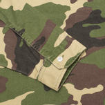 Stussy Twill Rugby Men's Shirt Camo photo- 3
