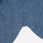Мужская рубашка The Hill-Side Selvedge Chambray Button-Down Indigo фото- 5