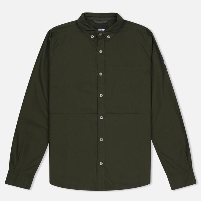Мужская рубашка The North Face Denali Rosin Green