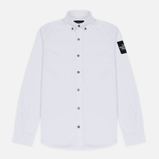 Мужская рубашка The North Face Denali TNF White