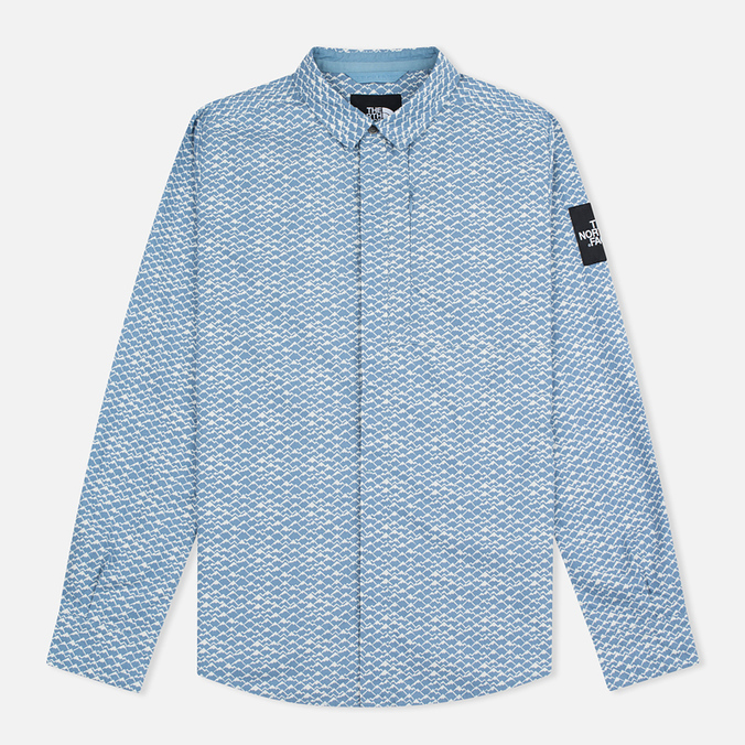 Мужская рубашка The North Face Mountain Faded Denim